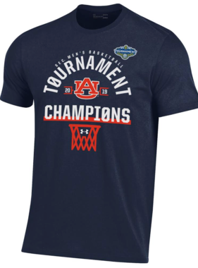 Under Armour Under Armour 2019 SEC Tournament Champions T-Shirt
