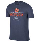 Retro Brand 2019 AU SEC Men's Basketball Tournament Champions T-Shirt