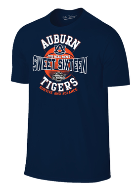 Retro Brand 2019 Sweet 16 Survive and Advance T-Shirt