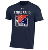 Under Armour Final Four 2019 Classic T-Shirt