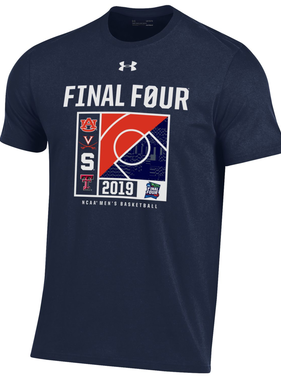 Under Armour Final Four 2019 Classic T-Shirt