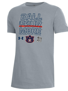Under Armour AU 2019 Ball Four More Youth Final Four T-Shirt