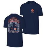 Retro Brand 2019 AU Final Four Bracket T-Shirt