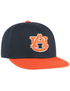 AU Youth Maverick Two Tone Flatbill Adjustable Hat