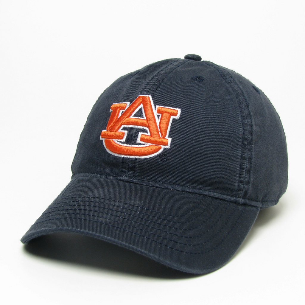 AU Relaxed Twill Youth Navy Hat