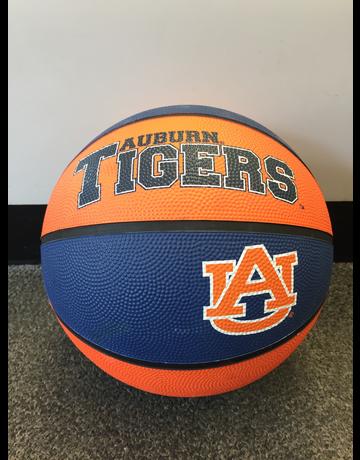 Auburn Tigers AU Rubber Basketball