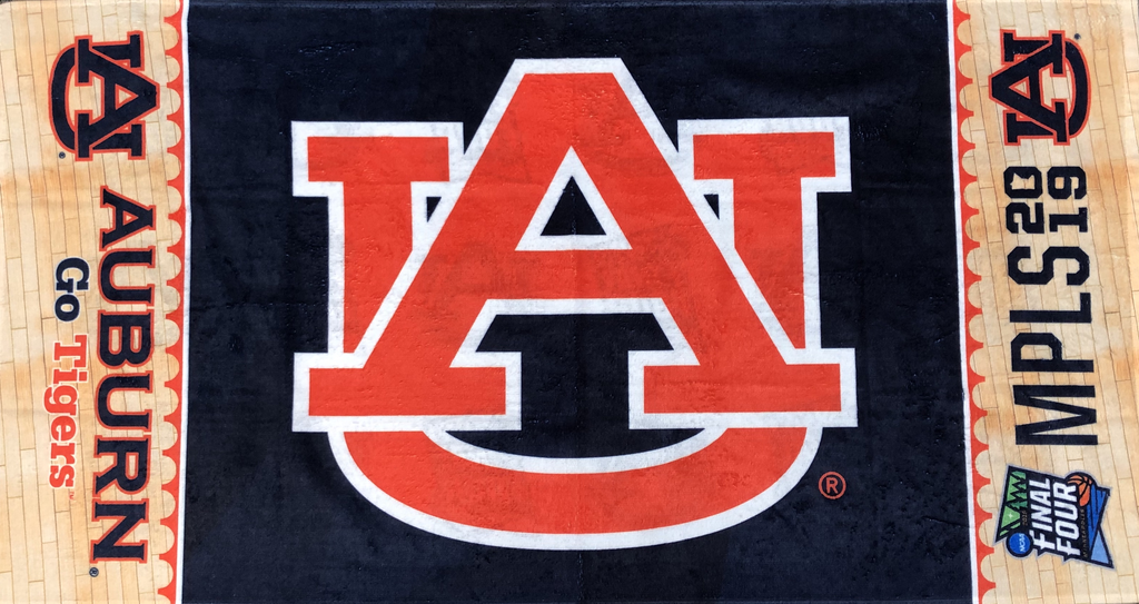 AU Final Four Locker Room Towel