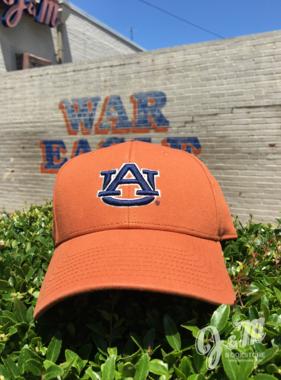 The Game Classic AU on Vintage Orange Adjustable Hat