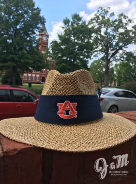 Angler Twisted Straw Safari Hat