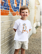 Aubie Basketball Toddler T-Shirt