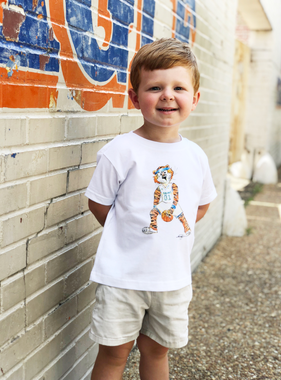 Aubie Basketball Youth T-Shirt
