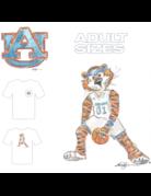 Aubie Basketball T-Shirt