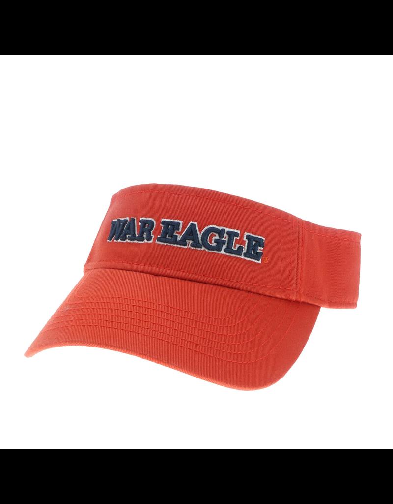 War Eagle Visor, Orange
