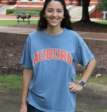 MV Sport Arch Auburn Comfort Color T-Shirt