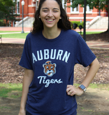 League Auburn Vintage Aubie Tigers Tri-Flex T-Shirt