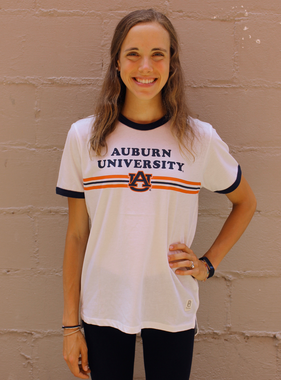 Auburn University AU Jersey T-Shirt