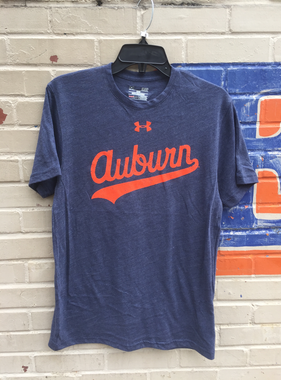 Under Armour Classic Auburn Tail Triblend T-Shirt
