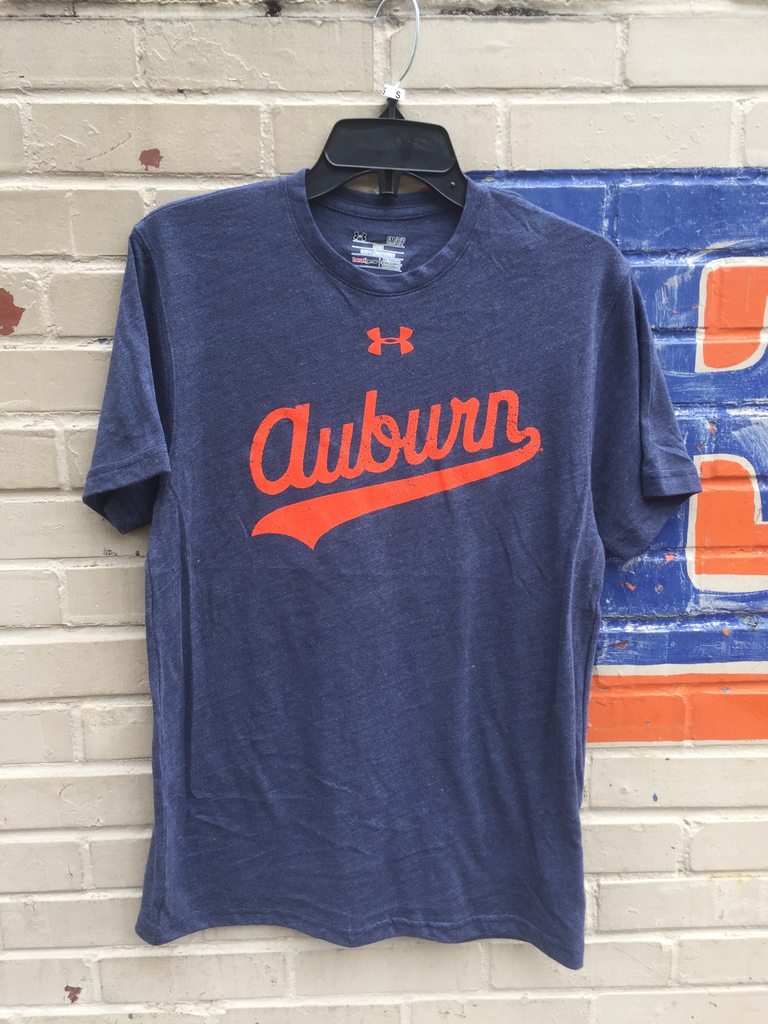 Under Armour Classic Auburn Tail Triblend T-Shirt