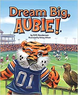 Dream Big Aubie Book