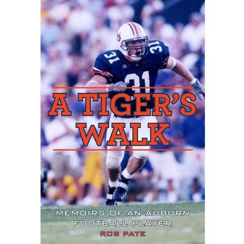 A Tiger's Walk-Pate