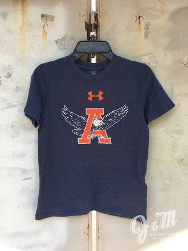 Under Armour Eagle Thru A Youth Triblend T-Shirt