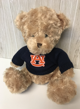Plush Bear with AU Sweater