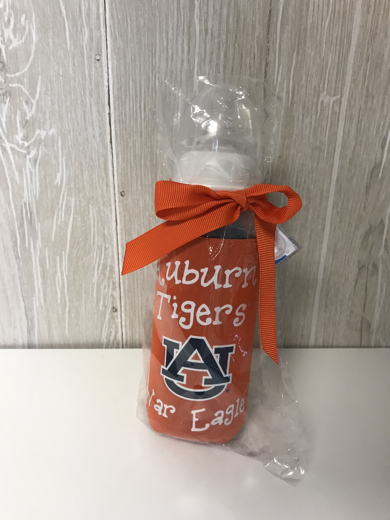 AU Baby Bottle with Koozie