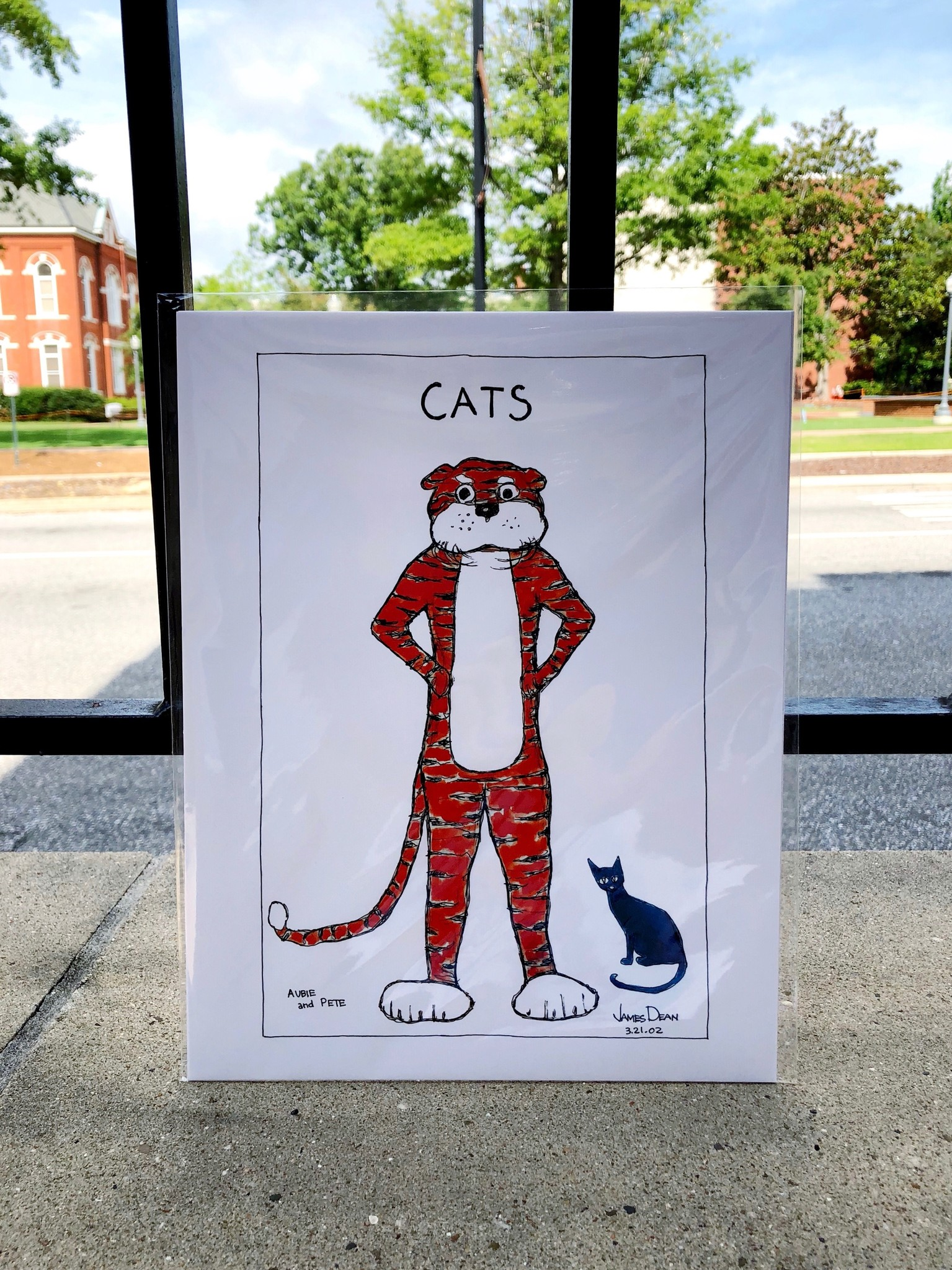 Pete the Cat Pete the Cat Print