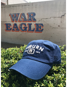 Auburn Since 1856 AU Intellect Hat, Navy