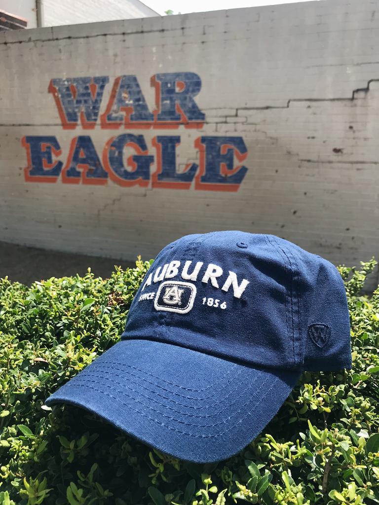Auburn Since 1856 AU Intellect Hat, Navy