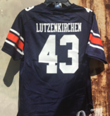 Under Armour #43 Youth Jersey
