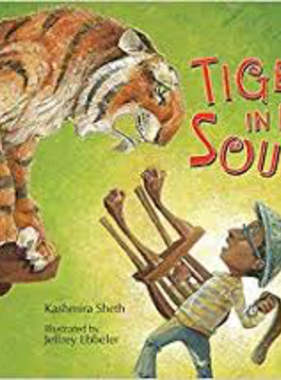 Peachtree Publishers Tiger In my Soup