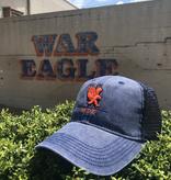Flying Eagle WDE Navy Mesh Hat