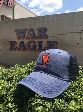 Flying Eagle WDE Navy Mesh Hat