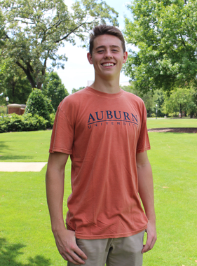 MV Sport Auburn Bar University Tri-Blend T-Shirt