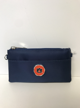 Bethel Auburn Stadium Compliant Navy Crossbody