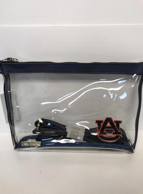 Capri Designs Navy AU Small Crossbody Bag