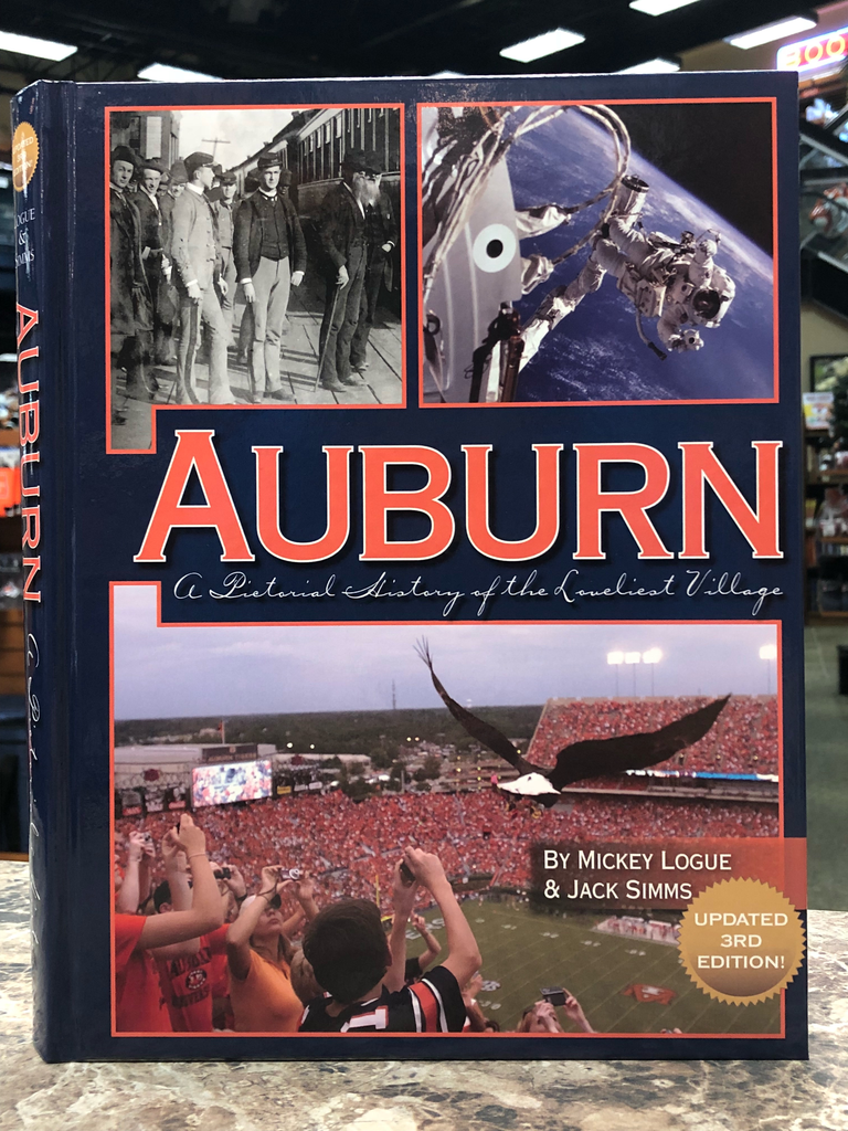 Auburn: A Pictorial History of the Loveliest Village-Logue