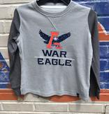 Under Armour Eagle Thru A War Eagle Youth Waffle Crew