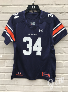 Under Armour #34 Womens Jersey