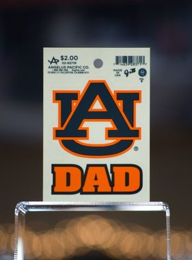 AU Dad Decal