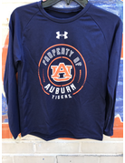 Under Armour Property of AU Auburn Tigers Youth Long Sleeve T-Shirt