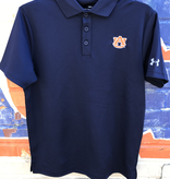 Under Armour AU Boys Performance Polo