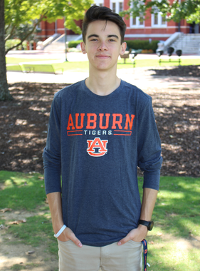 Auburn Tigers AU Field Day Long Sleeve T-Shirt