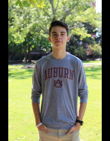 League Arch Auburn AU Reclaim Long Sleeve T-Shirt
