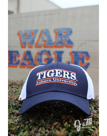 The Game Tigers Three Bar Mesh Hat