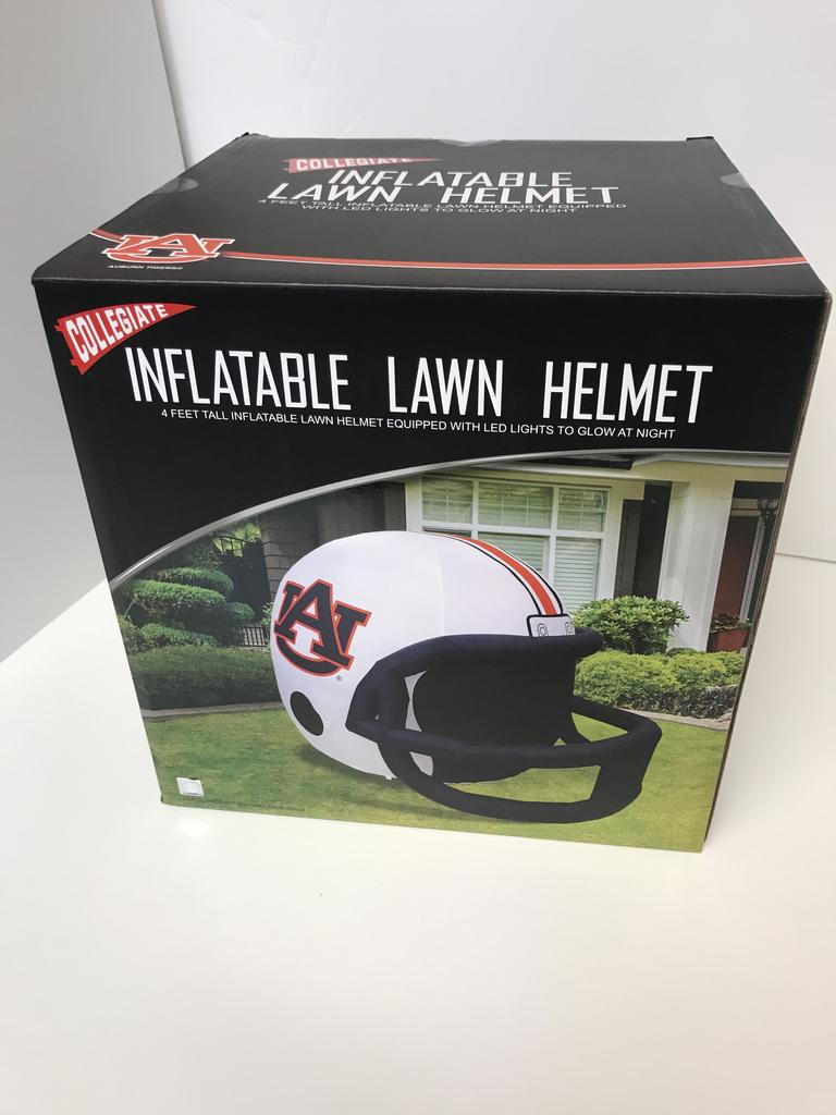 4 Foot Inflatable AU Helmet