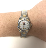 Auburn University Womens Two-Tone Watch