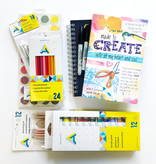 Made To Create Art Kit With BOOK!