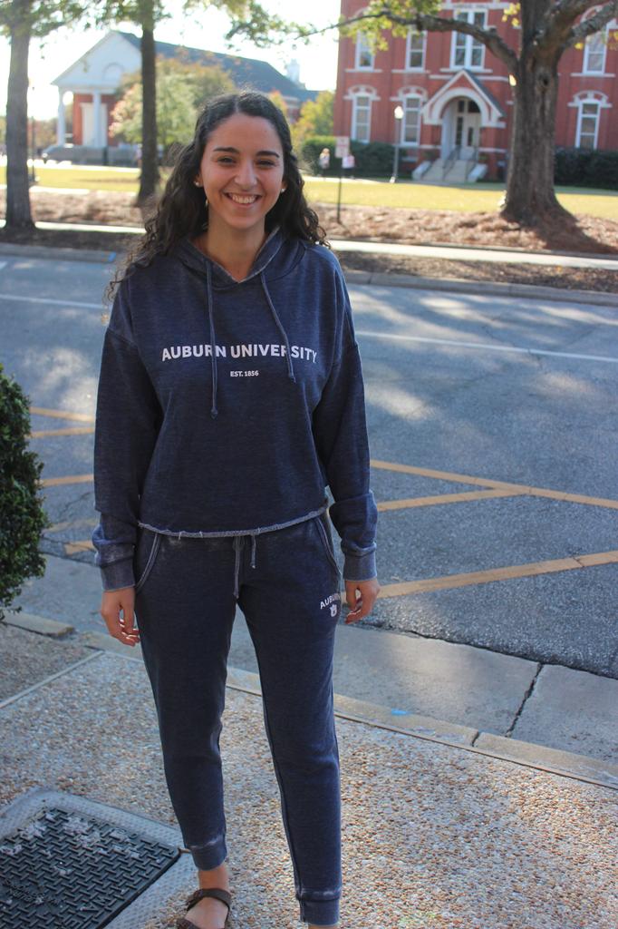 Chicka-D Arch Auburn AU Campus Sweatpants